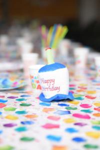 Pauls erster Geburtstag